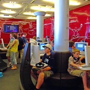 Интернет-кафе Очера