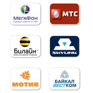 Операторы сотовой связи Очера