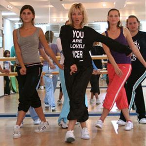 Школы танцев Очера