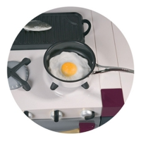 Кафе Людмила - иконка «кухня» в Очере